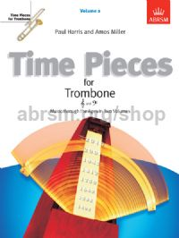 Time Pieces for Trombone, Vol. 2