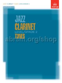 Jazz Clarinet Level/Grade 2 Tunes/Part & Score & CD