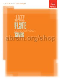 Jazz Flute Tunes Level/Grade 1/ Score + Part + CD