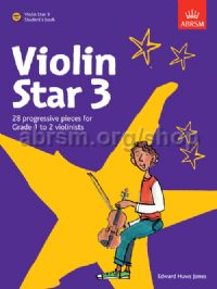 Violin Star 3, Student's book, with CD