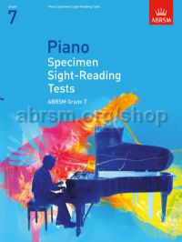 Piano Specimen Sight-Reading Tests, Grade 7