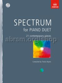 Spectrum for Piano Duet