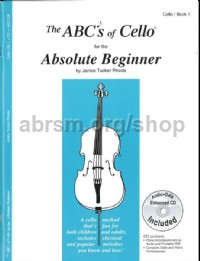 The ABC's of Cello, Book 1