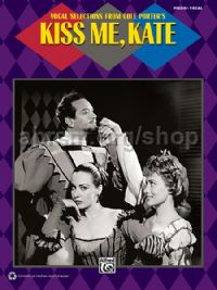 Kiss Me, Kate: Vocal Selections