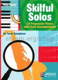 Skilful Solos for Tenor Sax