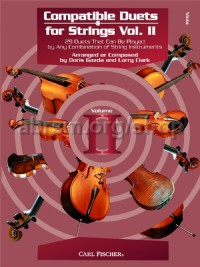 Compatible Duets for Strings (Viola) Vol. 2