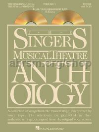 Singer's Musical Theatre Anthology 3 Tenor (Book & CDs)