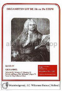 Organists of the 18th and 19th Centuries, Vol. 4: Händel