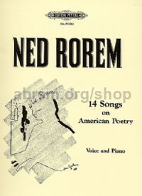 14 Songs on American Poetry