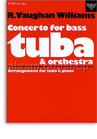 Concerto for Bass Tuba - Tuba & Piano