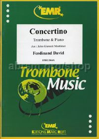 Concertino Op. 4 for Trombone