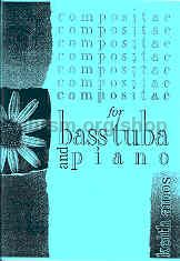 Compositae for Tuba and Piano (bass/treble clef)