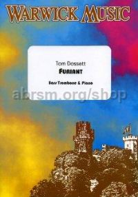 Furiant for bass trombone & piano