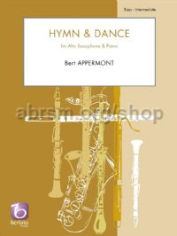 Hymn & Dance for alto saxophone & piano
