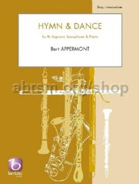 Hymn & Dance for soprano saxophone & piano