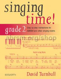 Singing Time Grade 2 (David Turnbull Music Time series)