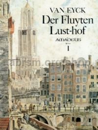 Der Fluyten Lust-hof Vol. 1 for Descant Recorder