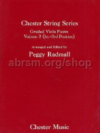 Chester String Series Viola Book 2