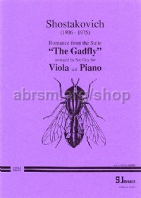 Romance from 'The Gadfly', Op. 97