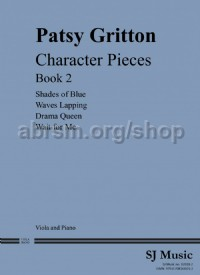 Patsy Gritton: Character Pieces, Book 2