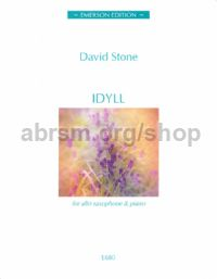 Idyll for alto saxophone & piano