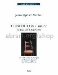 Concerto in C major - bassoon & piano