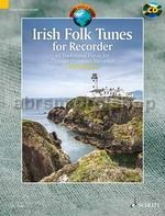 Irish Folk Tunes for Descant Recorder (+ CD)