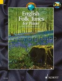 English Folk Tunes for Piano (+ CD)