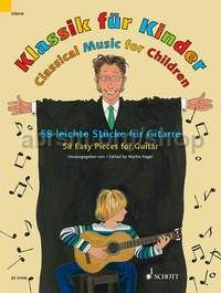 Classical Music for Children for guitar