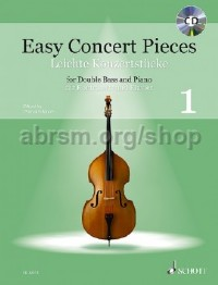 Easy Concert Pieces Band 1 (Double Bass & Piano)
