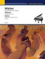 Waltzes: 48 Original Piano Pieces