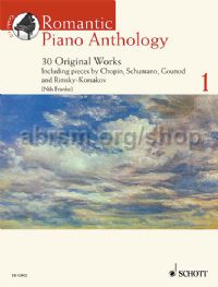 Romantic Piano Anthology, Vol. 1 (+ CD)