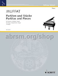 Partiten und Stücke (Partitas and Pieces) for harpsichord or organ