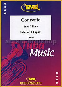 Concerto for Tuba/Piano (Bass Clef Edition)