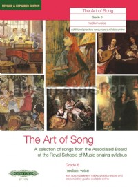 The Art of Song, Grade 8 (Medium Voice)