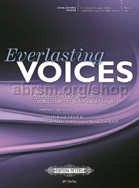 Everlasting Voices (Medium - High Voice & Piano)