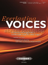 Everlasting Voices (Medium - Low Voice & Piano)