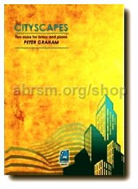 Cityscapes for F Soloist & Piano