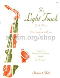 The Light Touch Book 1 for Alto Saxophone