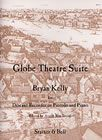Globe Theatre Suite for descant recorder & piano