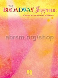 Broadway Ingénue Theatre Songs for Soprano