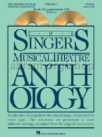 Singer's Musical Theatre Anthology 2 Tenor (Book & CDs)
