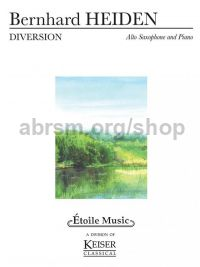 Diversion (Alto Saxophone & Piano)