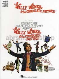 Willy Wonka & The Chocolate Factory - Film Vocal Selections (PVG)