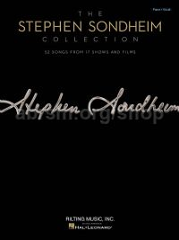 Stephen Sondheim Collection - Piano & Vocal