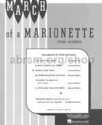 March of a Marionette for bassoon