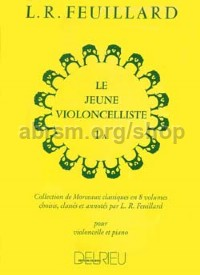 Le jeune violoncelliste Vol.1A - cello & piano