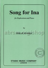 Song for Ina for euphonium & piano