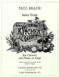 Suite from The Victorian Kitchen Garden Clarinet & Piano or Harp