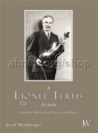 A Lionel Tertis Album for viola & piano